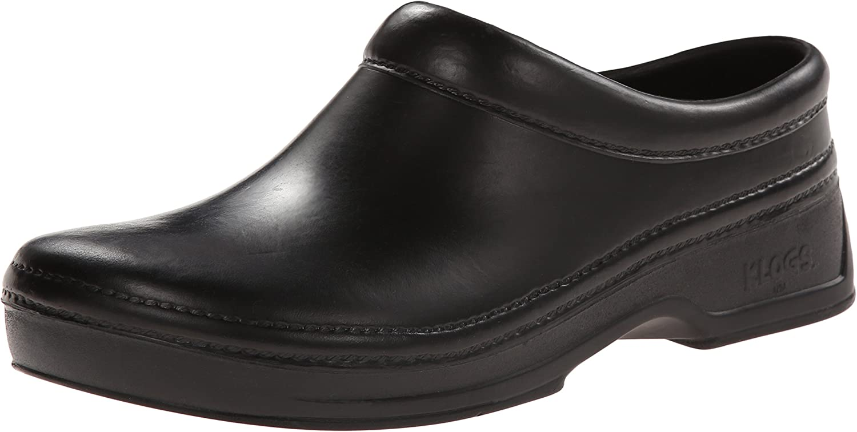 Klogs Footwear Unisex Joplin Polyurethane Static Dissipative Black