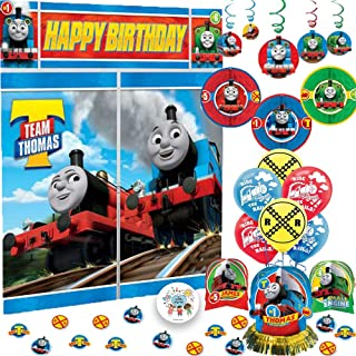 Best thomas the train birthday party decorations Reviews