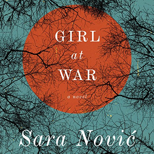 Girl at War audiobook cover art