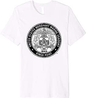 USMMA Kings Point Mariners NCAA T-Shirt PPUSMMA02