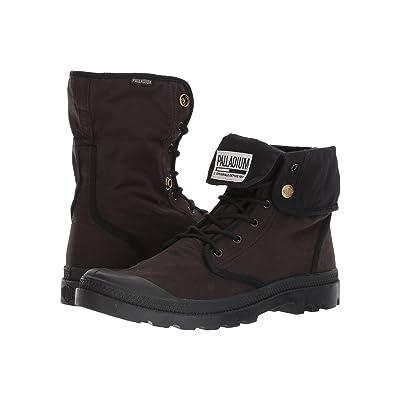 Palladium Baggy Army TRNG Camp (Black/Black) Athletic Shoes