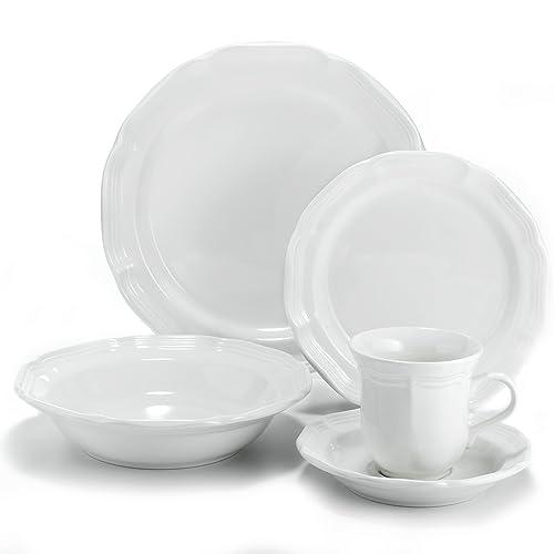 1182c85c1b96 Mikasa French Countryside 40-Piece Dinnerware Set