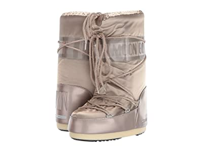 MOON BOOT Moon Boot Glance (Platinum) Cold Weather Boots
