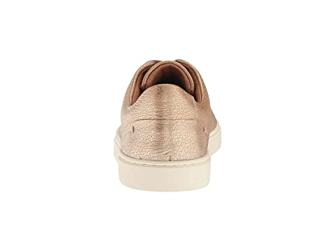 Outlet Best Sale Frye Ivy Low Lace Gold Metallic Full Grain Recommend Discount OzVoPYBwQT