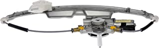 Dorman 741-382 Rear Driver Side Power Window Regulator and Motor Assembly for Select Buick Models