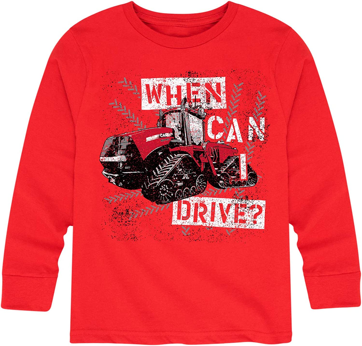 When Can I Drive - Youth Long Sleeve T-Shirt