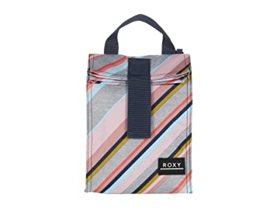 Roxy Lunch Hour Lunch Bag (Heritage Heather Oriental Stripe) Bags