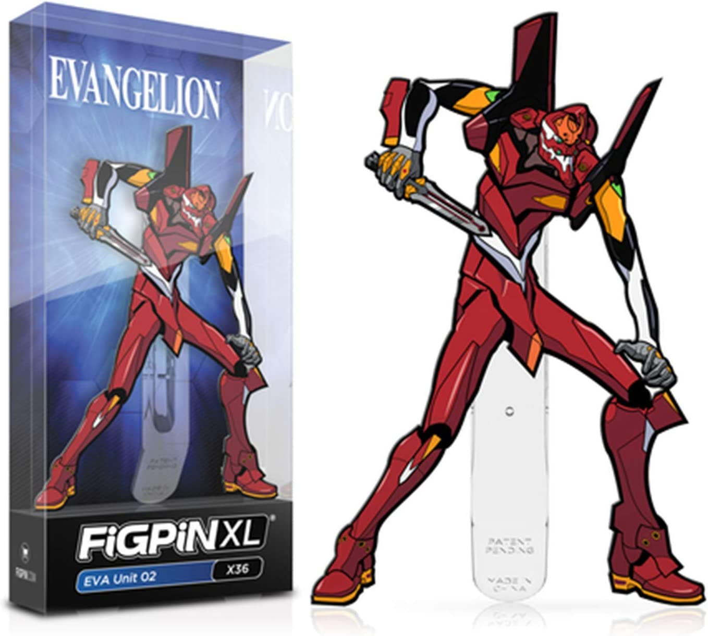 EVANGELION Beginning Gospel Pins Set Pin Badge Japan Anime Limited Rare FedEx