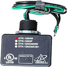 Ditek 120HW 120V AC Parallel Power Surge Protector