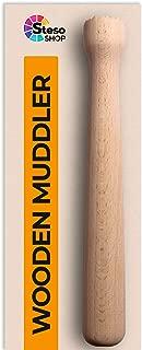 Best wooden drink muddler Reviews