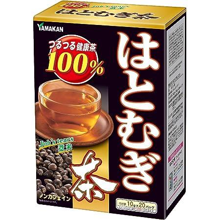 山本漢方製薬 はとむぎ茶100% 10g×20包