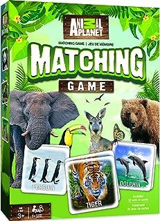 MasterPieces Animal Planet - Matching Game