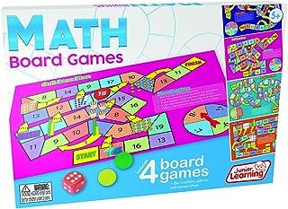 Junior Learning JL425 Math Board Games
