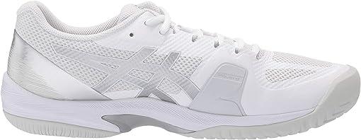 White/Pure Silver