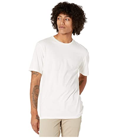 Burton Classic Short Sleeve Tee (Stout White) Men