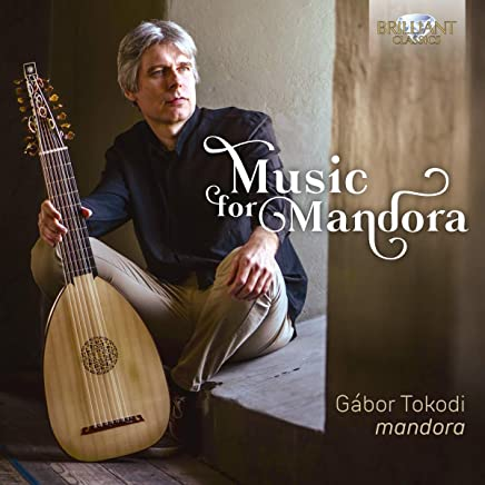 Gábor Tokodi - Music For Mandora (2019) LEAK ALBUM