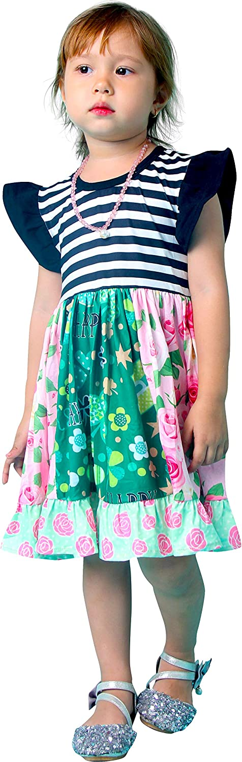 Boutique Baby Toddler Little Girls Day Shamr Spring Direct stock discount Attention brand St. Patricks