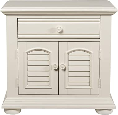 """Liberty Furniture Industries Summer House I, 31"""" x 18"""" x 30"""", Oyster White"""