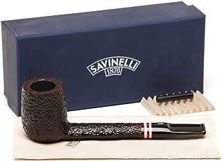 Savinelli Ontario Rustic 803 KS Tobacco Pipe