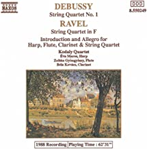 Best debussy string quartet Reviews