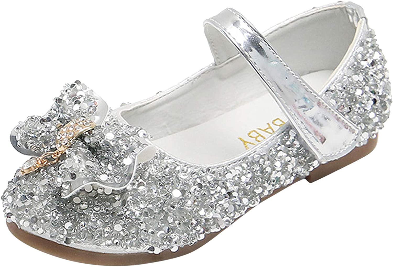Girls Glitter Dress price Ranking TOP11 Shoes Flat Sparkly Princess Heels Wedd