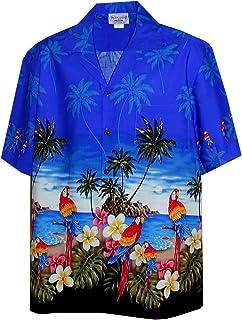 1bf801cea Amazon.com: Hawaiian - Shirts / Men: Clothing, Shoes & Jewelry