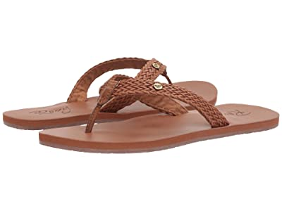 Roxy Lola (Tan/Brown) Women