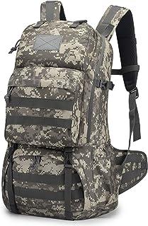 comprar comparacion Mardingtop 40L Mochila Táctica Militar Mochilla Assault MOLLE Bolsa de Emergencia Mochilas de Senderismo para Trekking, Mo...