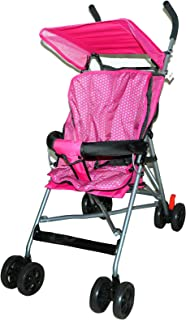 Baby Stroller for Girls, Pink - HP-300DX