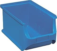 raaco 136174 Assorter 4-15 Rangement avec 15 cases Bleu