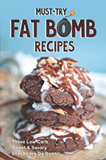 Must-Try Fat Bomb Recipes: These Low-Carb Sweet & Savory Snacks are Da Bomb!