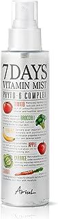 アリアル 7デイズビタミンミスト150ml / Ariul Natural Facial Face Mist 7 Days Vitamin Mist [並行輸入品]