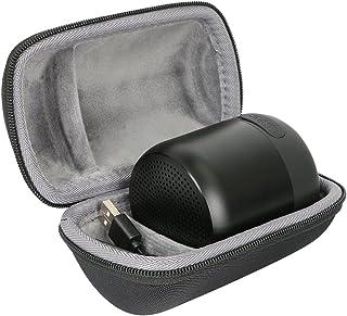 co2CREA Duro Viajar Caso Cubrir para Anker Sonido Core Mini 2 Super Altavoz portátil Bluetooth Speaker