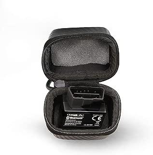 CASEMATIX AUTOCASE OBD Scanner Case Fits BAFX OBD2, Bluedriver, Automatic PRO AUT-350, Foseal OBD2, Scantool, Carista OBD2, FIXD OBD-II Active Car Health Monitor and More