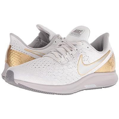 Nike Air Zoom Pegasus 35 Premium (Vast Grey/Metallic Platinum/Atmosphere Grey) Women