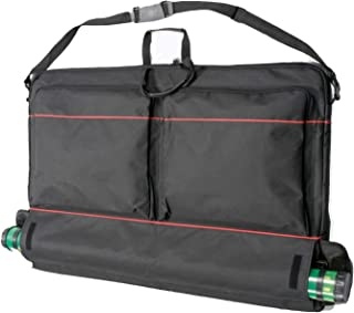 Prestige, All-in-One, Soft Sided Art Portfolio, Water Resistand and Adjustable Strap - 24 x 36 Inches