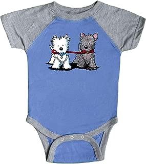 inktastic Walking Buddies Infant Creeper - KiniArt