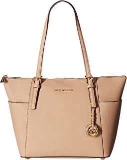 MICHAEL Michael Kors Jet Set Item East West Top-Zip Tote