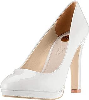 Suchergebnis auf für: weiße pumps: Schuhe
