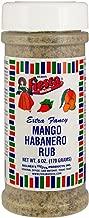 Bolner's Fiesta Extra Fancy Mango Habanero Rub, 6 Ounces