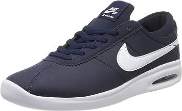 Nike SB AIR MAX Bruin VPR TXT Mens Fashion-Sneakers AA4257-400_11.5 - Obsidian/White-White-White