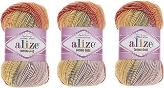 alize cotton gold batik yarn