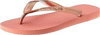 havaianas Unisex-Adult's Top Flip Flops, Blue (Navy Blue), 4/5 UK