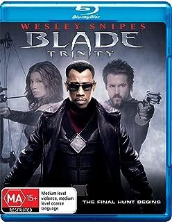 Blade Trinity | NON-USA Format | Region B Import - Australia