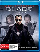 Blade Trinity   NON-USA Format   Region B Import - Australia