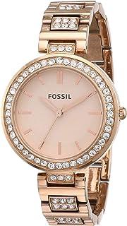 Fossil Analog gold Women Watch BQ3181