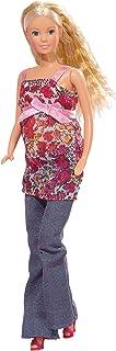 دمية ستيفي لوف ويلكم بييبي، دمية حامل مع رضيع واكسسوارات.