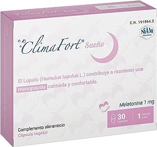 Laboratorios Niam - ClimaFort Sueño. cápsulas menopausia