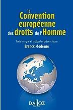 Livres La Convention européenne des droits de l'homme - 4e éd. (À savoir) PDF