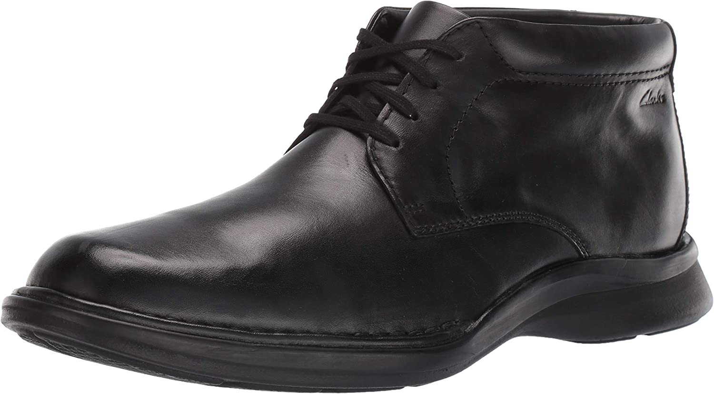 Clarks Men's Kempton Mid Ankle Boot
